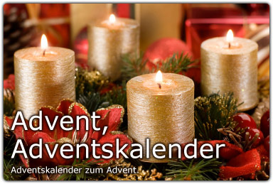Advent, Adventskalender