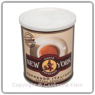 Caffé New York Extra Macinato Bar 250g