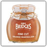 Mrs. Bridges Fine Cut Orange Marmalade 340g