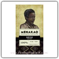 Menakao Dark Bar 100% 65g