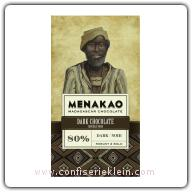 Menakao Dark Chocolate 80% 65g