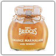 Mrs. Bridges Orange Marmalade With Whisky 340g