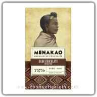 Menakao Dark Chocolate 72% 65g