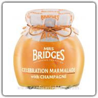 Mrs. Bridges Celebration Marmalade with Champagne 340g