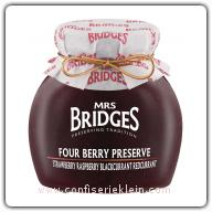 Mrs. Bridges Four Berry Preserve 340g