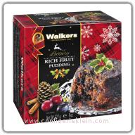 Walkers Rich Fruit Pudding 227g