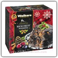 Walkers Rich Fruit Pudding 454g