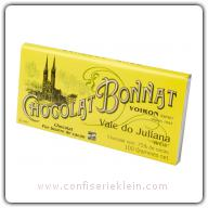 Chocolat Bonnat Schokolade Vale do Juliana Brésil 75% 100g